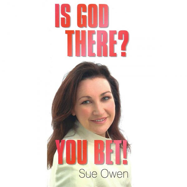 is god there? you bet!