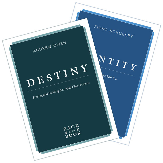 Back to the Book - 'Any Two' Bundle