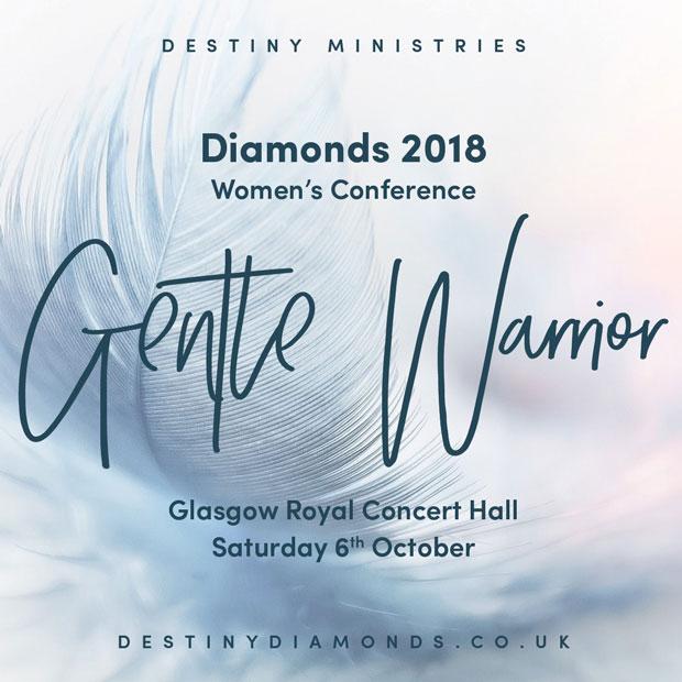 diamonds 2018 women's conference